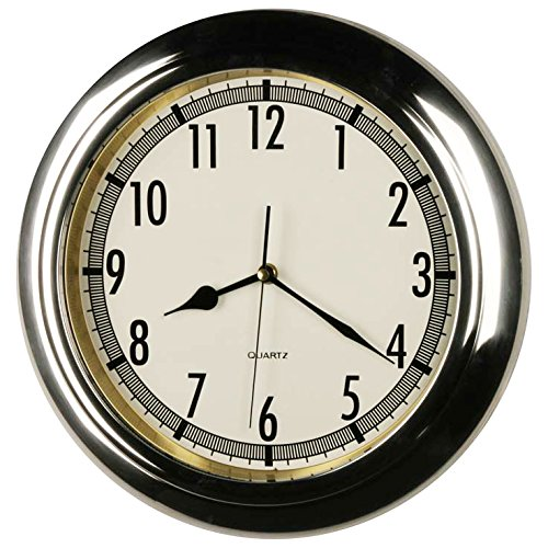 14-inches Stainless Steel Wall Clock Home Decor Specialty Quality Quartz Modern Design Timepieces WM0710