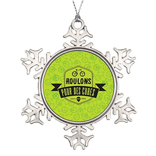 Personalised Christmas Tree Decoration Small 124405 Inch Christmas Snowflake Ornament Display Tree Christmas Snowflake Ornaments