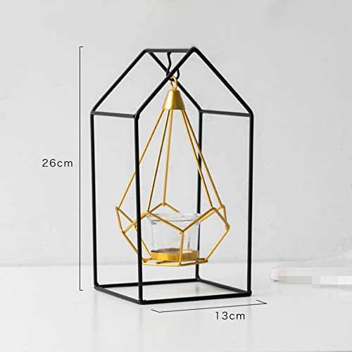European Modern Candle Candelabra Metal Antique Candle Holder Restaurant Dinner Table Candle Stand for Centerpiece Event Decoration-d