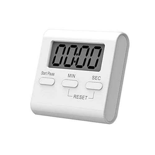 Loud Alarm Timer for Kitchen and Event with Stand Count Up Down Clock 100 Mins