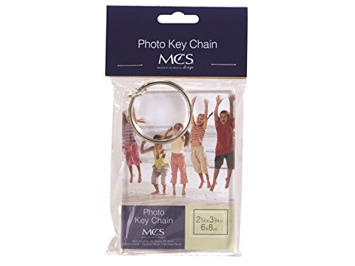 MCS Keychain Picture Frame - Large