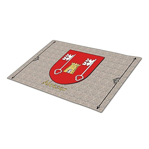 AbbyDay Doormat Alcazar Alcazar Family Geneology Large Front Door Mats One size