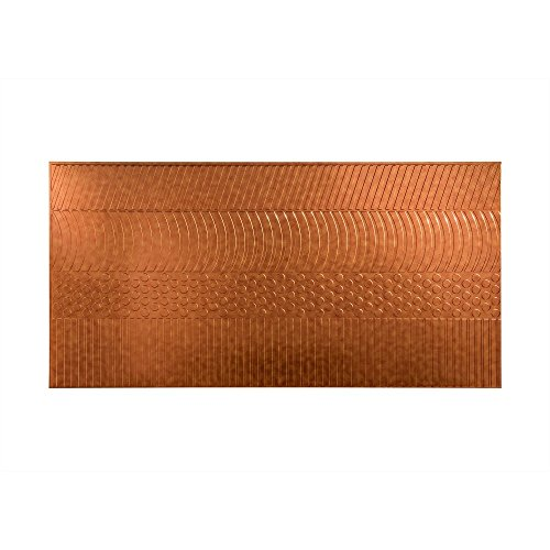 Fasade - Nexus Antique Bronze Decorative Wall Panel - Fast and Easy Installation 4 X 8 Panel