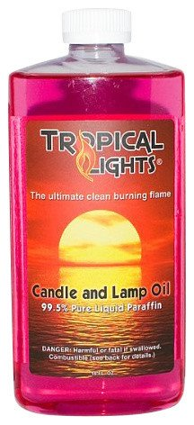 Flamingo Pink Candle Lamp Oil