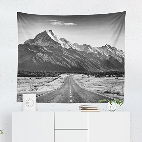 Mountain Landscape Tapestry Wall Tapestries Hanging Bedroom Decor Decorative Art