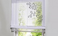Hoomall-Sheer-Roman-Curtain-Flower-Embroidered-Light-Transmission-Window-Curtain-Roman-Shades-100140cm-1-Panel-Grey-11.jpg